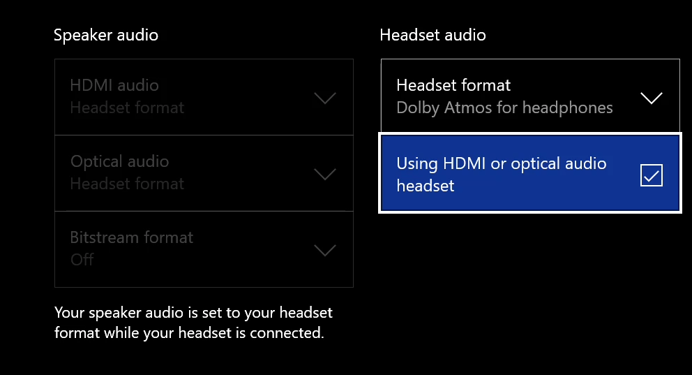 Dolby Atmos for Xbox One – LucidSound